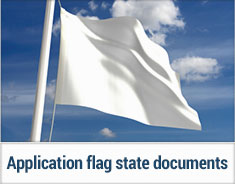 Application-flag-state-documents