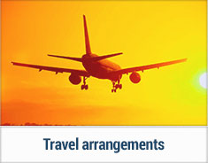 Travel-arrangements