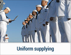 Uniform-supplying