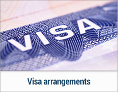 Visa-arrangements